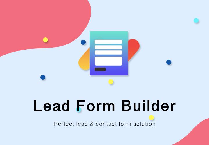 lead form builder