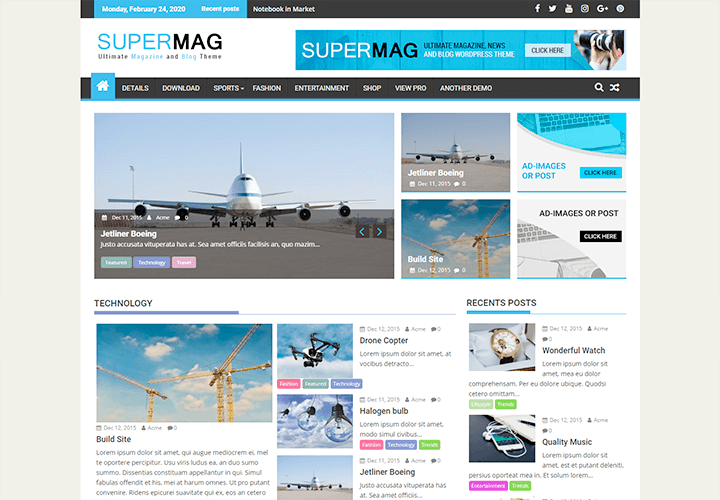 Download Free SuperMag