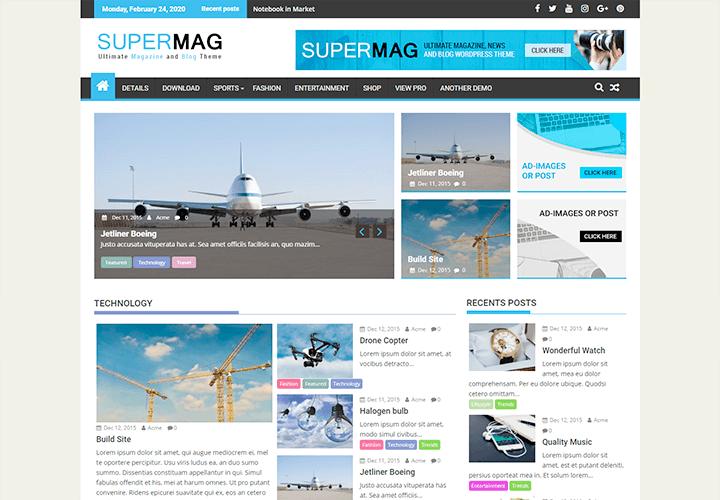Download Free SuperMag
