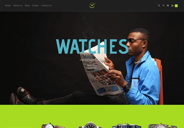 Watches-Shop